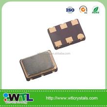 Ulta pequeño tipo SMD 48.400 MHz cristal de cuarzo oscilador