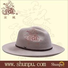 2015 Burst sells ladies felt cowboy hat