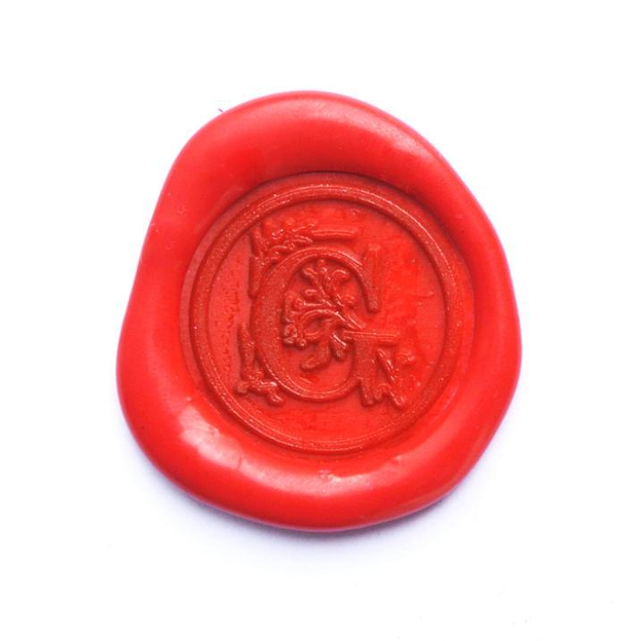 Packaging details for Letter seal stamp