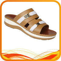 arab pu man sandals