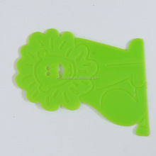 Animal theme lion , horse , dinosaur kids plastic picture drawing template , Children stencils for painting-in Drawing Toys