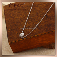 korean design square cone charm silver color hand chains from ideas jewelry factory