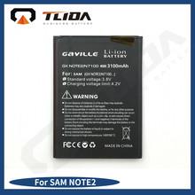 ingrosso batteria al litio ricaricabile 3100 mAh eb595675lu per samsung Note 2 II N7100