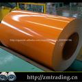 y el primer color secundario de color de acero revestido de la bobina de acero en bobinas