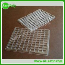 Plastic Chocolate Tray