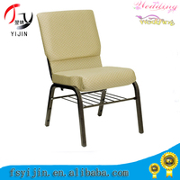 Hot sell low price high quality Foshan home furniture iron church chair company
