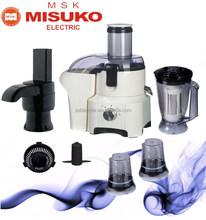 Home use multifunction food processor fruit blender vegetable mixer