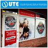 pvc self adhesive film, digital print window sticker, advertising vinyl sticker outdoor pvc self adhesive film
