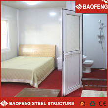 fire proof and rust proof prefabricated home financing