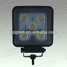 High Power 15W work light 12V Auto Tuning led working light