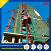 High safety QTZ250-7030 Self erecting 16ton Construction Tower Crane