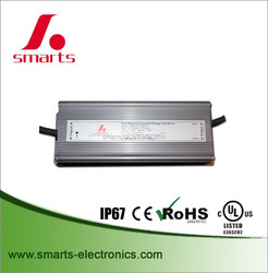 CE/UL/ROHS approved 6.6A constant voltage 12v 80w triac dimmable led driver