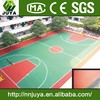 customize water proof PVC Sports Flooring for basketball court