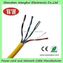 LAN Cable Type Networking Cable UTP CAT5E with Cheap Price