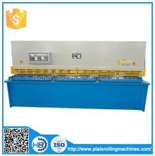 QC12Y-60X8000 Hydraulic Swing Beam Shear,metallic board guillotine steel cutting machine,metallic plate cutting machinery