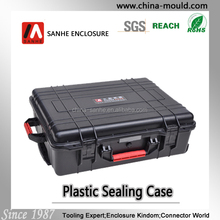 45-20 plastic equipment case with wheel and scalable tie rod