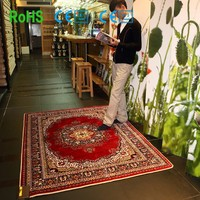 Far infrared electric heating carpet with modern design NF-RJDT-80150