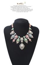 Unique Design gold cross necklace