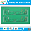 Puhong FR4 double layers rigid PCB wholesale price fast prototype printed circuit boards