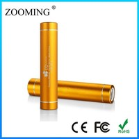 Best selling 2600mah Power Bank for all brand mobile phones