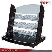 Factory OEM China Supplier Wholesale Acrylic Lipstick Display Stand Lipstick Holder Lipstick Organizer