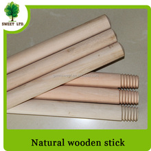 Good Quality Natural Wooden Broom Stick