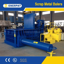 Factory Directly Used Scrap Metal Baler