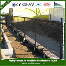 Alibaba express hot sale chainlink security fence and metals industry of qatar (factory)