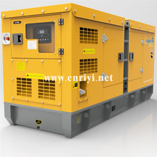 Water-cooled self-excitation Diesel Generator MTU engine