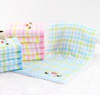 Sandy 100 Gauze Cotton Fabric Soft Promotion Baby Towel Fingertip Towel Wholesale