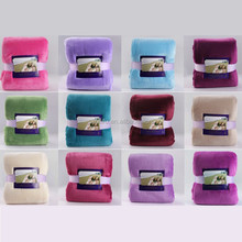 micro plush luxury bedding throw all sizes all colors coral fleece throw