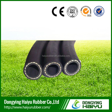 Chinese Fiber Braided Smooth Surface Rubber Flexible Exhaust Pipe