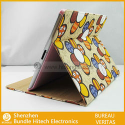 2013 new selling smart cover case for new ipad 4 case cover