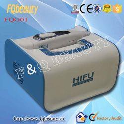 The Newest Technology! Portable hifu machine / high intensity focused ultrasound hifu for wrinkle removal / hifu face lift