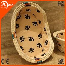 Retro Pet Dog Bed Eco-Friendly Dog and Cat House Elegant Pet House