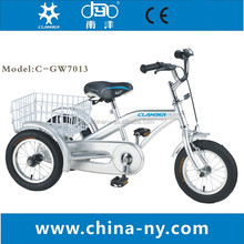 2015 hot sale three wheel Chilren tricycle single speed Tricycle GW7013-1s