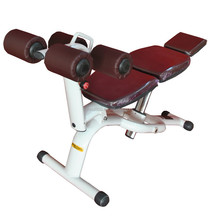 High quality Adjustable Crunch Bench fitness equipment & Gym fitness equipment