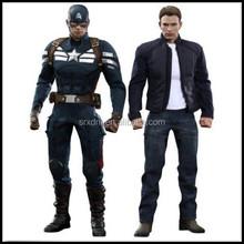 Hot Toys Marvel character 1/6 Scale plastic Figure,OEM movie plastic action figure,custom plastic marvel action figure factory