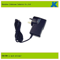 12v 0.7a switching power adapter with the function of usb touch screen adapter and makita charger