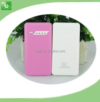 2015 new products power bank 5000 mah power bank external battery, cell phone charger,mobile phone battery charger