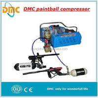 paintball compressor,mask,paintballs,paintball machine