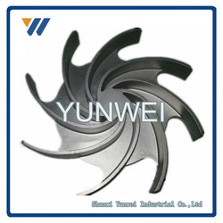 Manufacturer Precision High Quality cast steel impeller