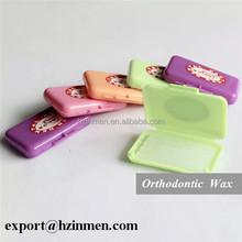 dental orthodontic wax fruit flavored orthodontic wax