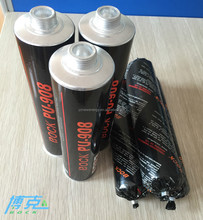 single component auto glass rubber adhesive and sealant pu sealant
