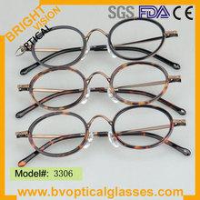 2014 Nueva Moda marco retro óptico (3306)