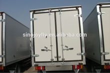 insulated truck body manufacturer luxury touring rv