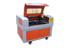 new laser engraving&cutting machine with cw3000/for leather/paper/wood/acryl/stone with USB interface for sale