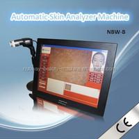 portable skin professional body health analyzer