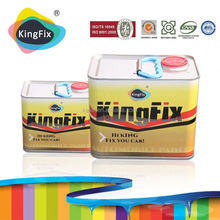 KINGFIX Brand good appearance high grade car paint