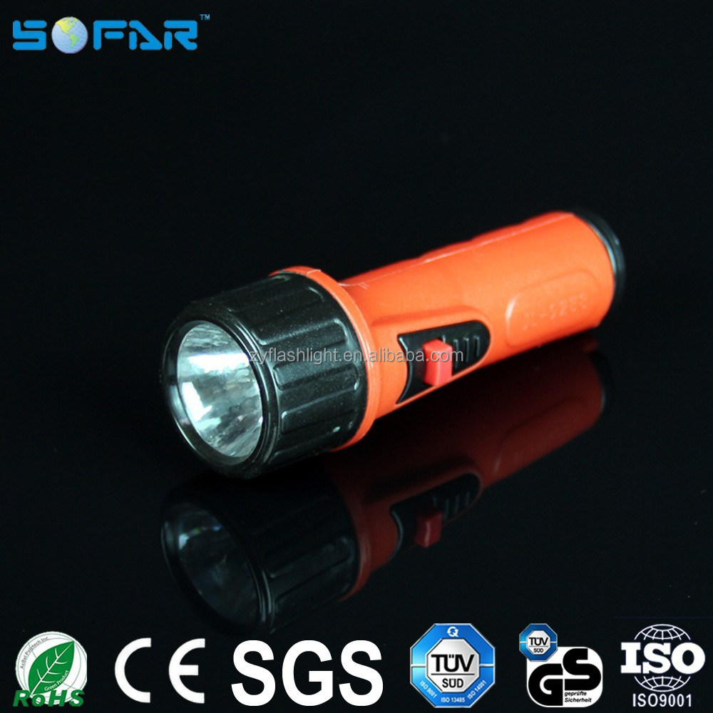 Cheap Price Plastic Dimmable Led Flashlight Plastic ...